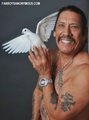 Danny Trejo as Machete Kills in Predators