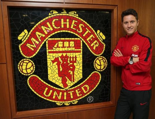 Herrera luôn khát khao được thi đấu cho Man United và ngày anh ký hợp đồng với CLB đã mở ra 1 chương mới cho cả anh và Quỷ đỏ
