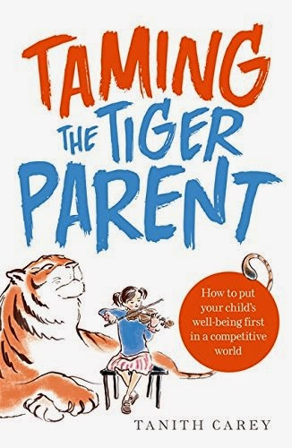 taming the tiger parent tanith carey