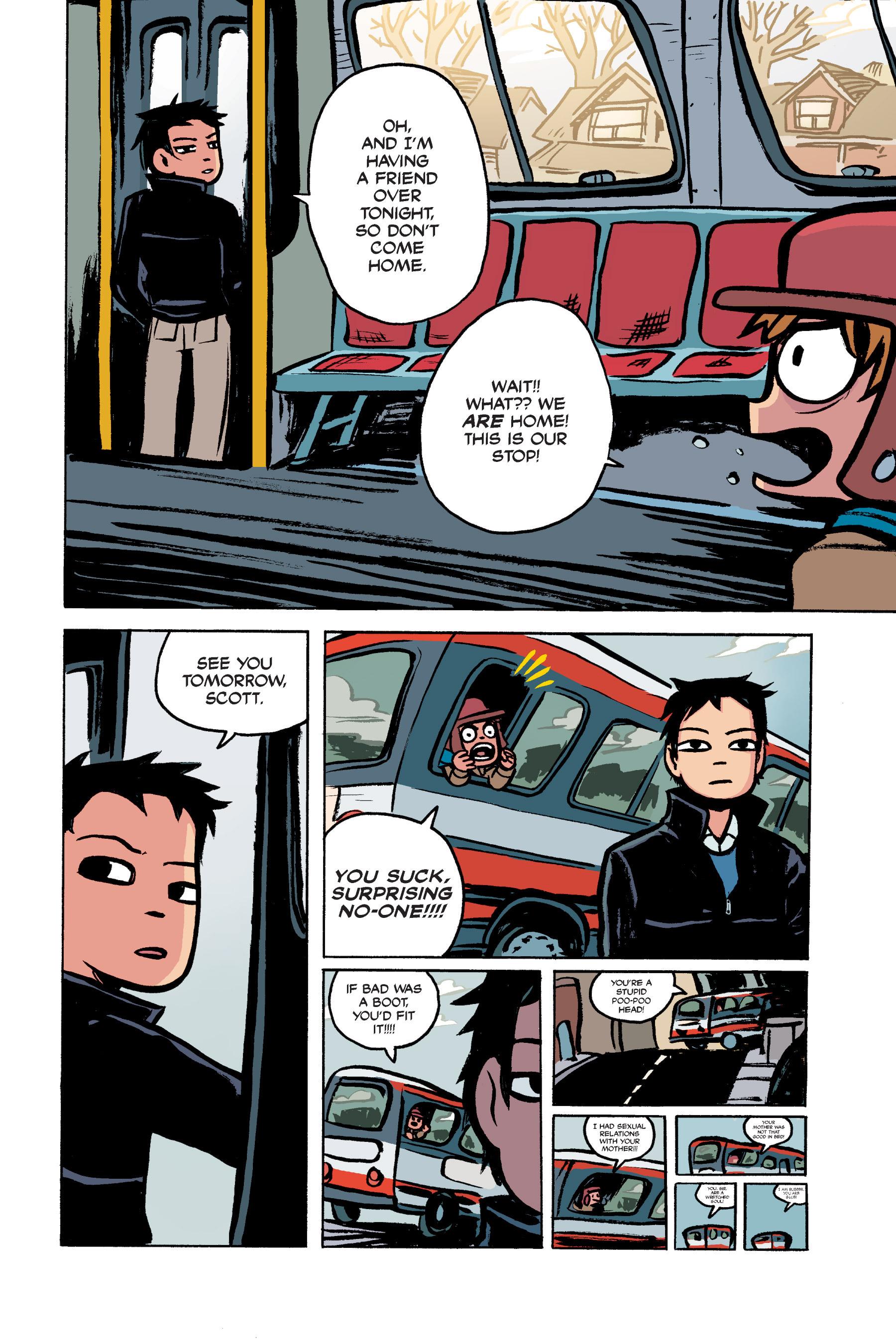 Read online Scott Pilgrim comic -  Issue #2 - 38