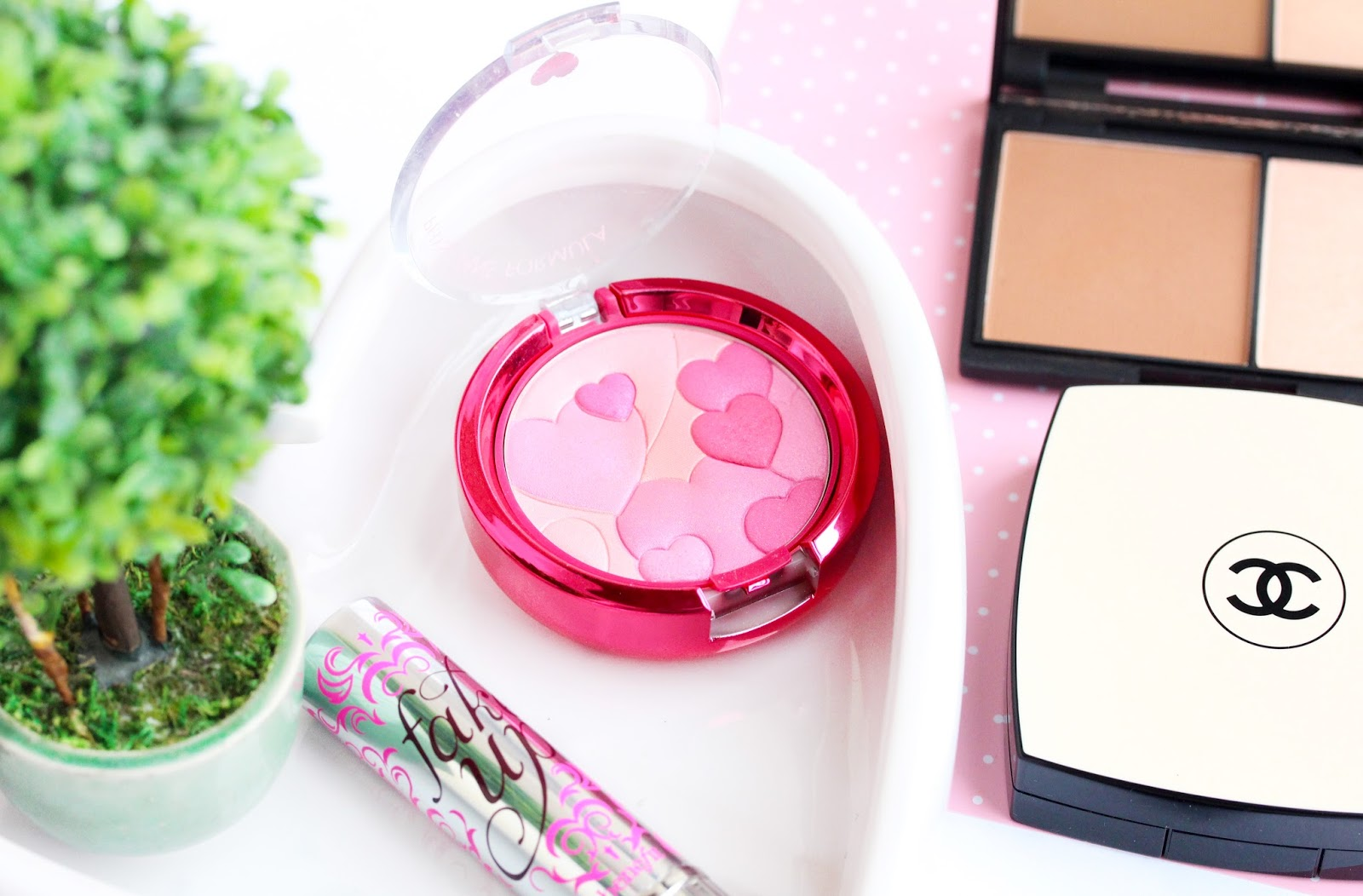 Physicians Formula Happy Booster heart blush
