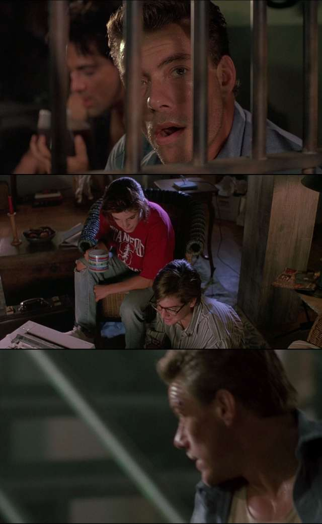 Sentencia de muerte (1990) HD 1080p Latino