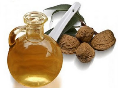 Demaquilante natural  óleo de amêndoas