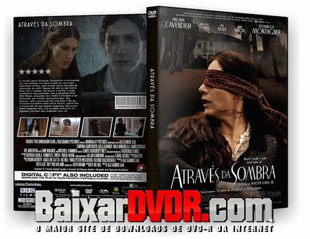 Através da Sombra (2017) DVD-R OFICIAL