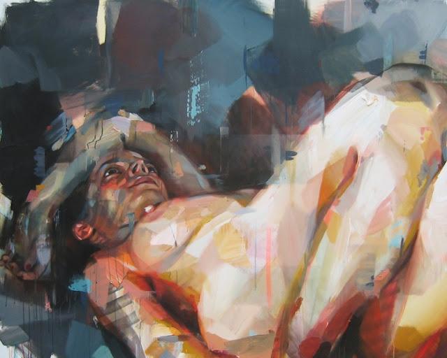 Современное искусство из Франции. Pascal Vilcollet 7
