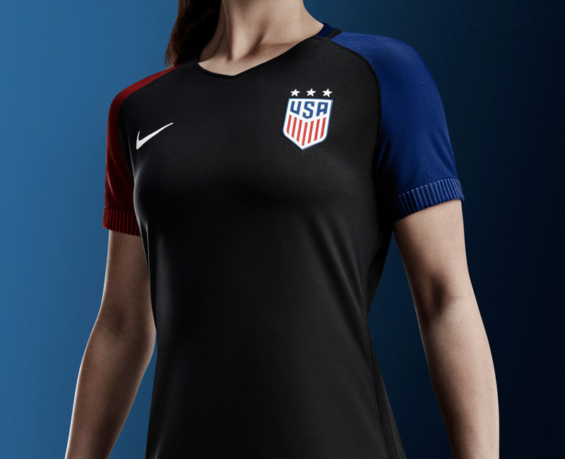 592ad08f056 US M Women s National Team will be held in the next game against Guatemala  (March 25) and Colombia (April 6) in the game for the first time to wear  new ...