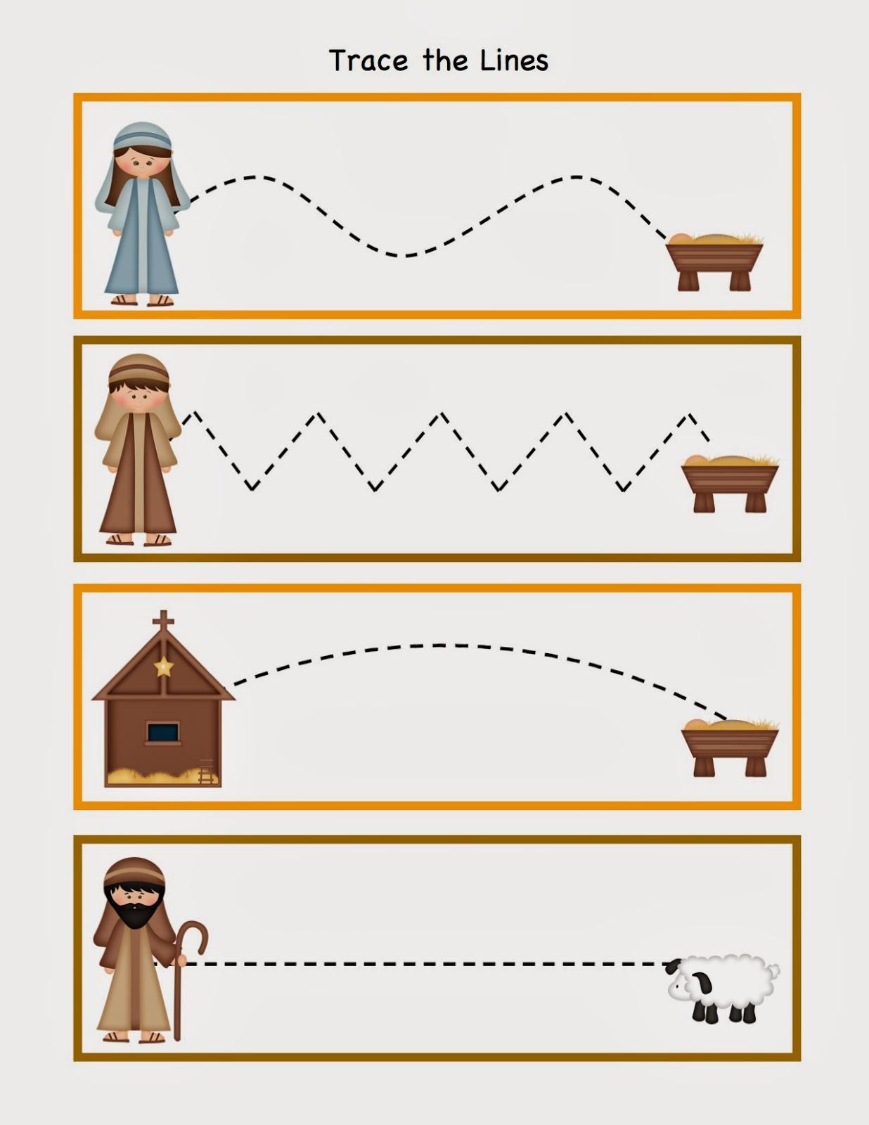 Preschool Printables November