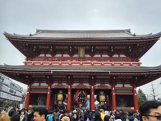 Asakusa Kaminari-mon