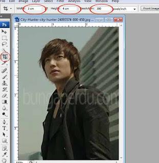 mencetak foto menggunakan action photoshop