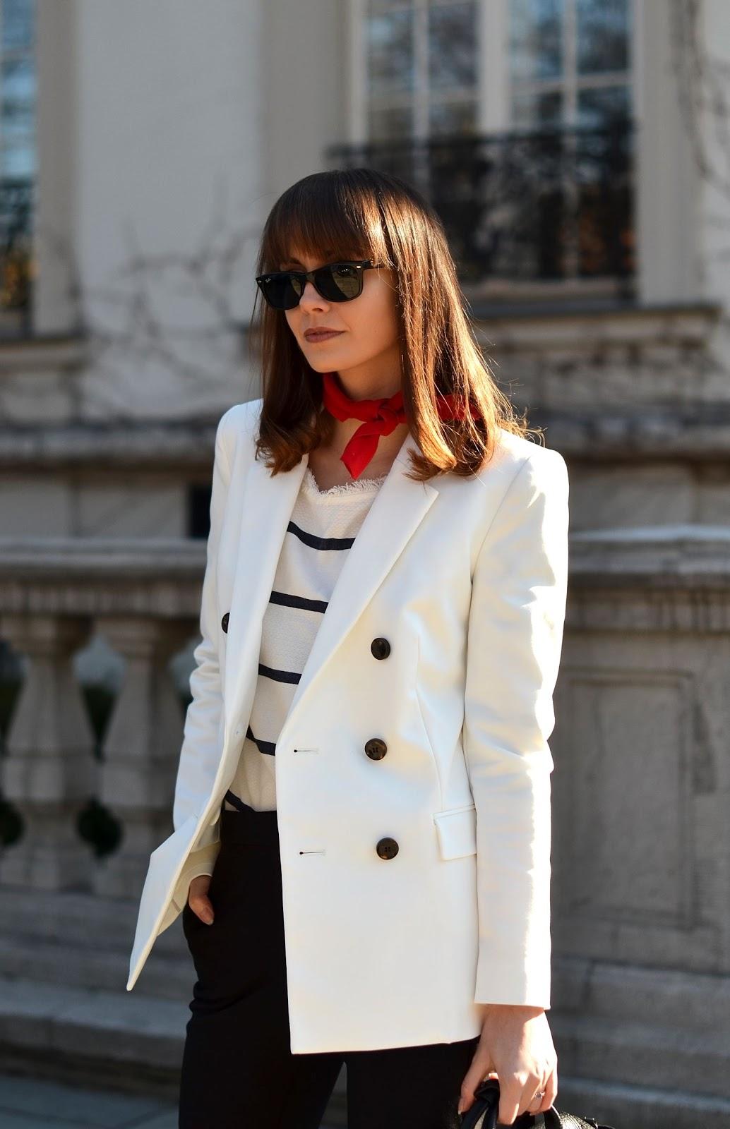 elegancka kobieta | stylowy zestaw na co dzien