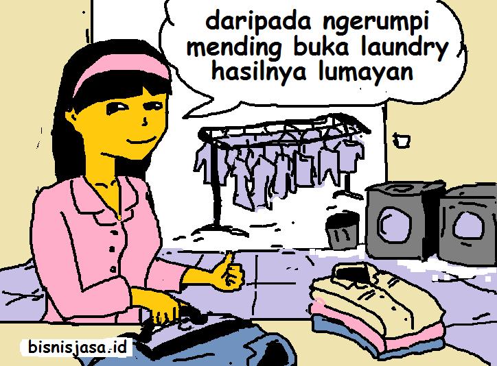 Analisa Kelebihan Kelemahan Usaha Laundry