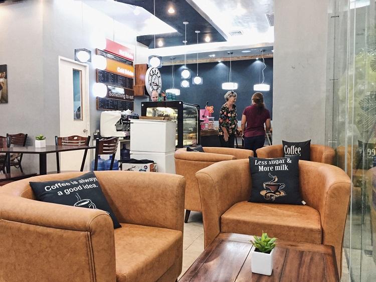 Caffe Sam Liloan Cebu