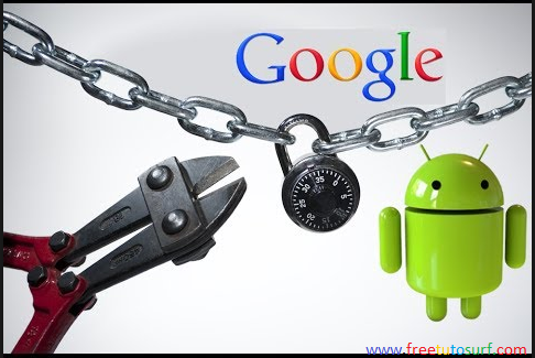 contourner FRP compte google android