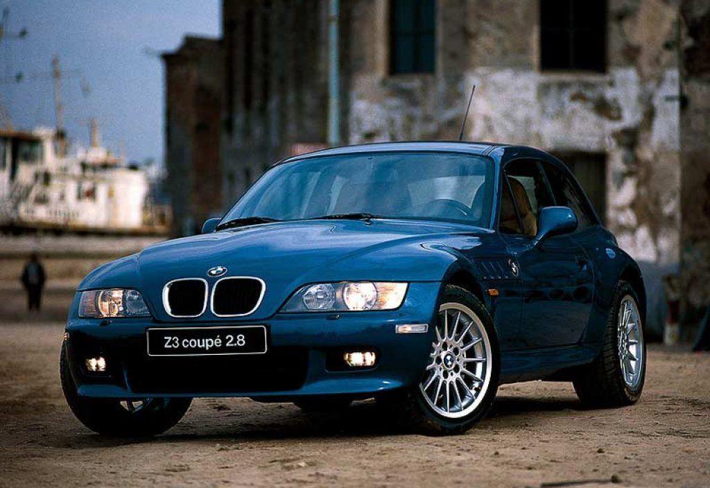 Wallpaper Pics Bmw Z3 Coupe E368 1998 2001 Wallpaper
