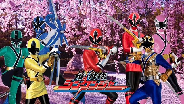 Samurai Sentai Shinkenger Episode 01 – 49 BATCH Subtitle Indonesia
