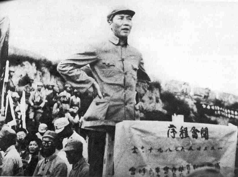 mao zedong part i 1919 raising the countryside