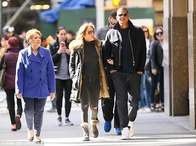 Jennifer Lopez introduces her new beau Alex Rodriguez to her mother Guadalupe