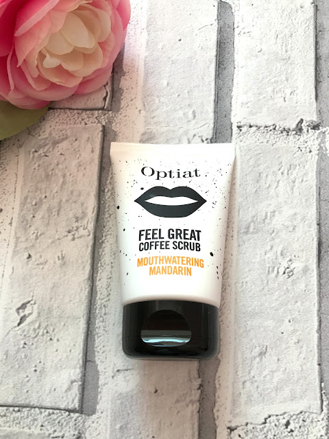 Optiat Feel Great Coffee Scrub