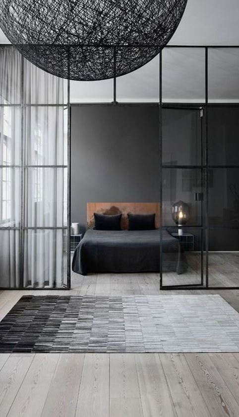 Beautiful Modern Bedroom Inspiration