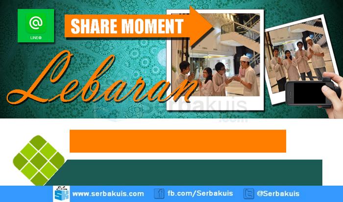 Kontes Foto Share Moment Lebaran Berhadiah Pulsa 250K