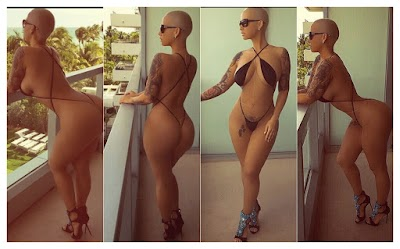 In the spotlight: Amber Rose
