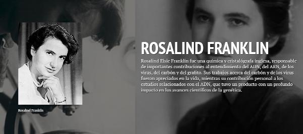 Rosalind Franklin TimelIne