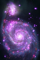 Messier 51 (M51) or NGC 5194