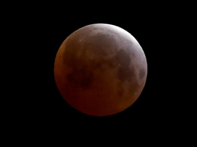 Partial lunar eclipse in India will appear on August 7 in many countries of the world