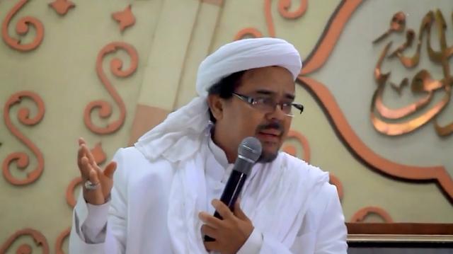 Habib Rizieq Ceramah Maulid di Lampulo Senin Malam ni