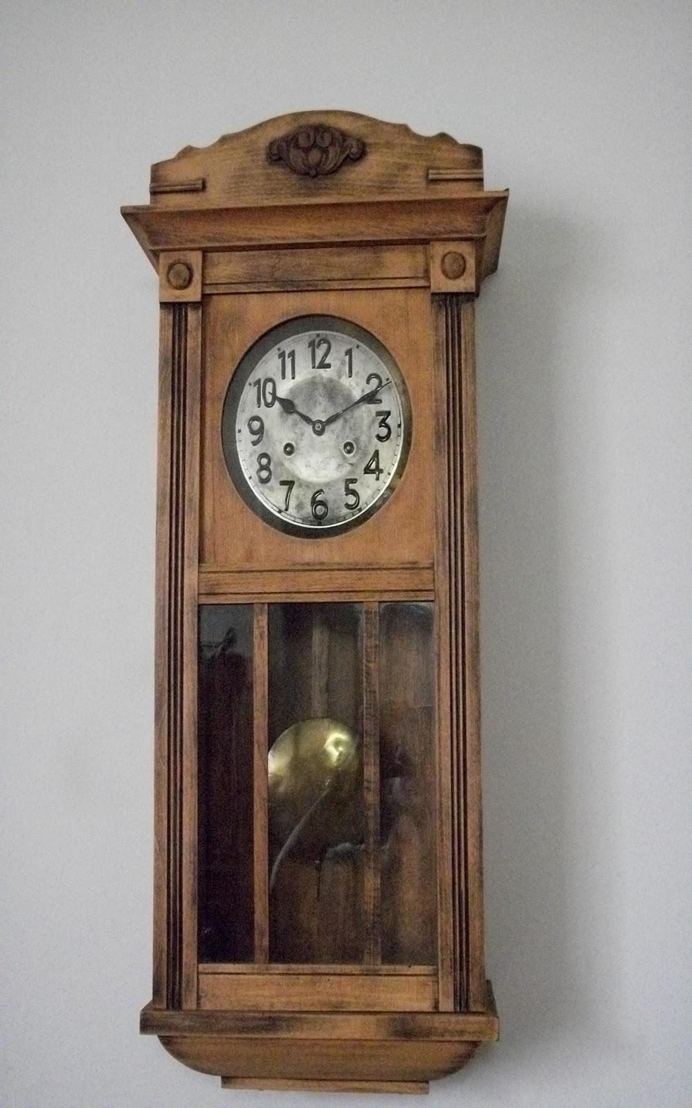 17fe0312d35 Relógio de Parede Junghans. Relogio de parede JUNGHANS modelo muito antigo.