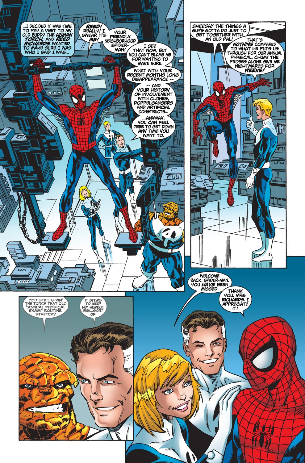 The Amazing Spider-Man (1999) 4 Page 3