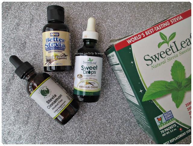 Stevia de de iHerb