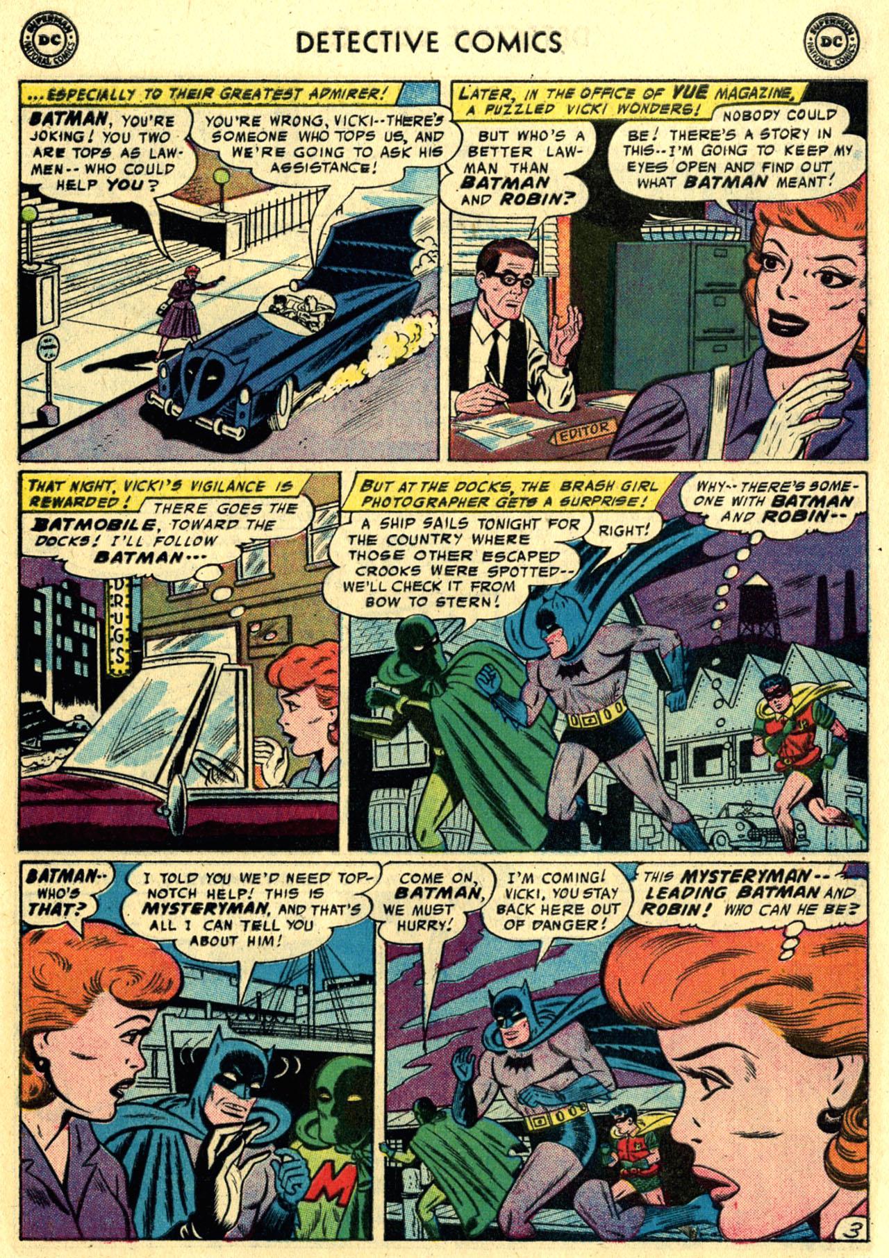 Read online Detective Comics (1937) comic -  Issue #245 - 5