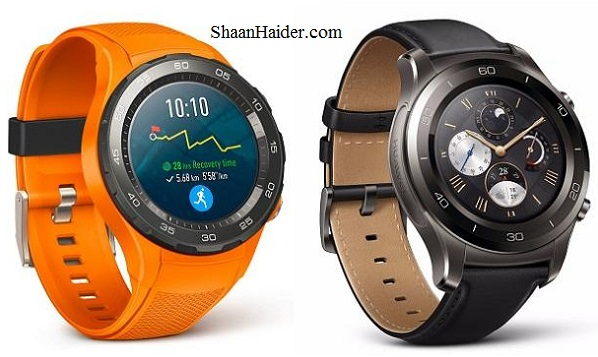 Huawei Watch 2 : Full Hardware Specs, Features, Price and Availability