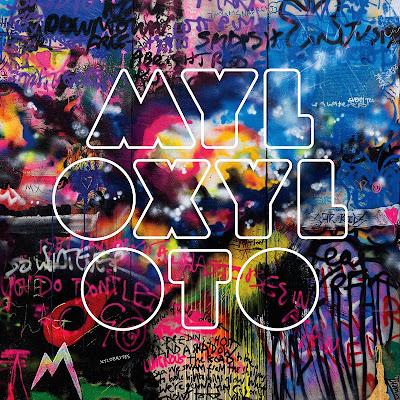 Coldplay album Mylo Xyloto