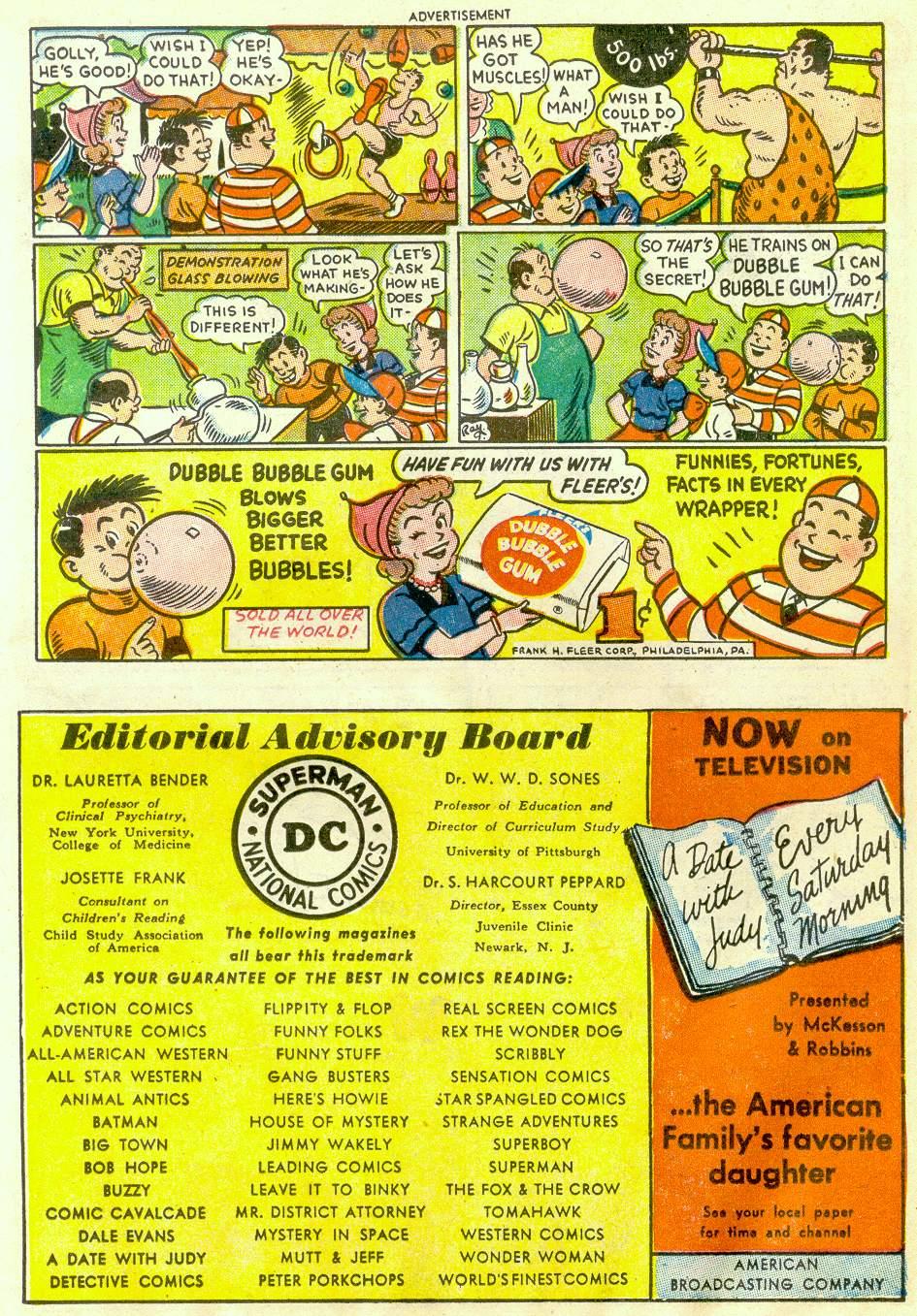 Read online Detective Comics (1937) comic -  Issue #181 - 15