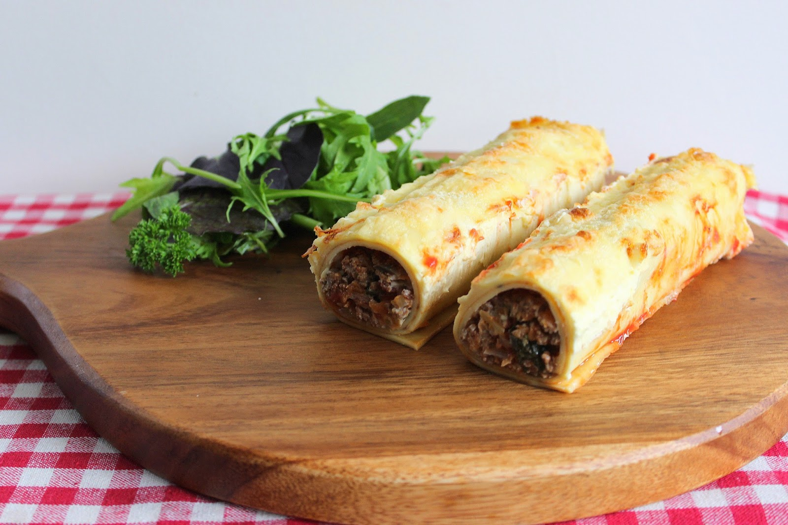 How to make cannelloni tubes