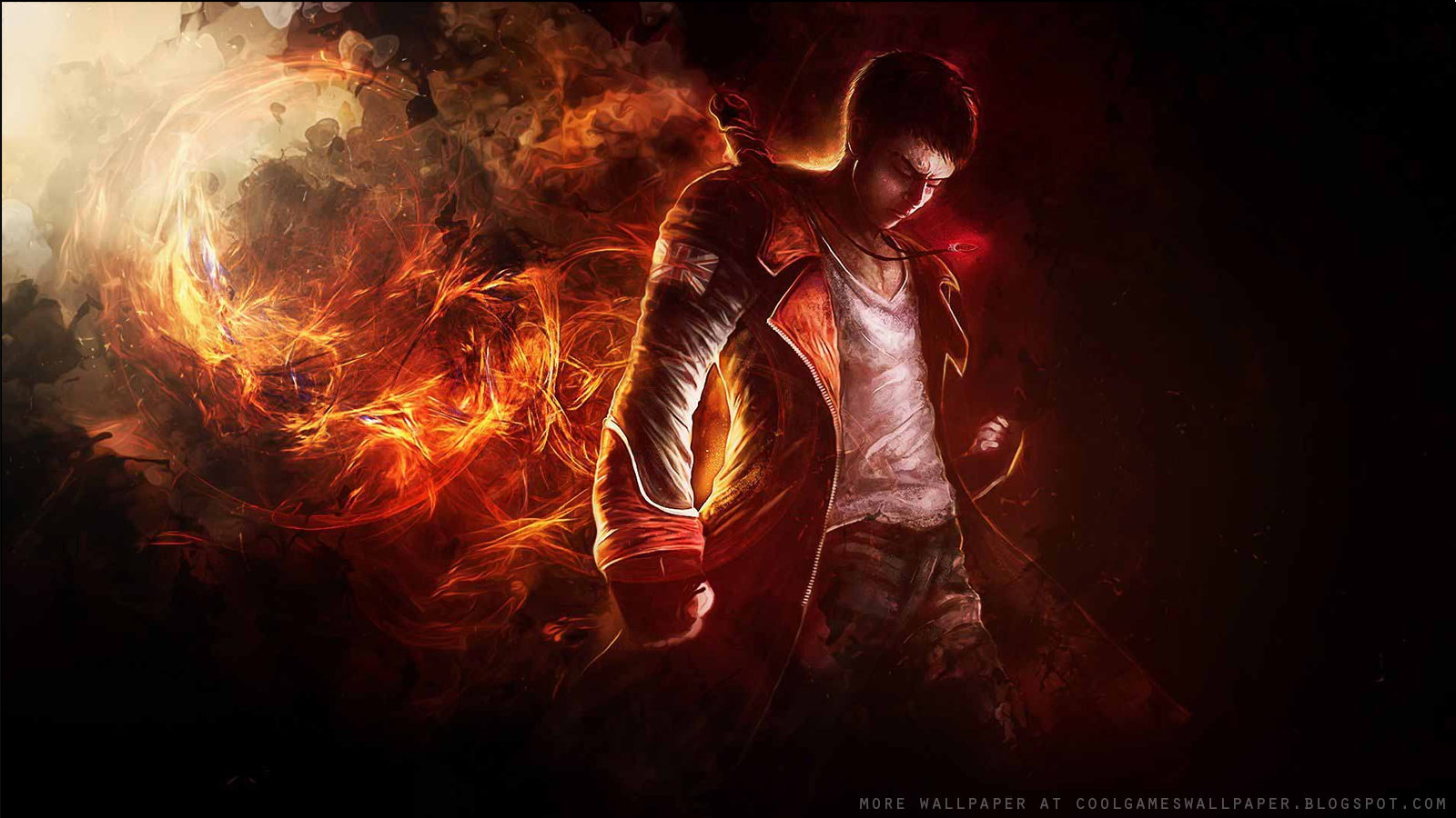 Dmc devil may cry 2013 wallpaper cool games wallpaper - Devil may cry hd pics ...