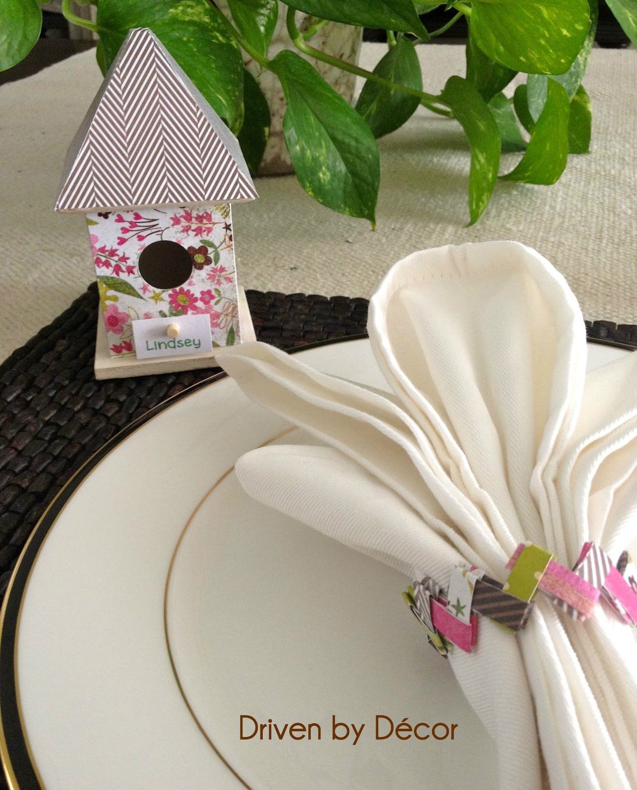Napkin Rings For Weddings