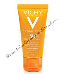 Capital Soleil FPS 50  Toque seco - Protetor Solar Vichy