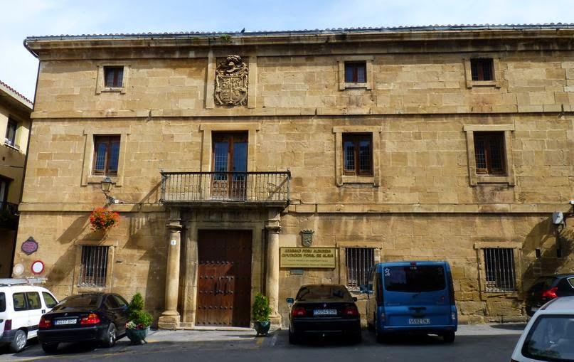Edificios de Laguardia.