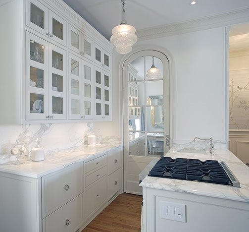 White Kitchen Cabinets With White Marble Countertops: Simply Irresistible...Designs!: July 2012