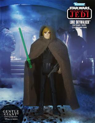 """Star Wars Jedi Knight Luke Skywalker 12"""" Jumbo Vintage Kenner Action Figure by Gentle Giant"""
