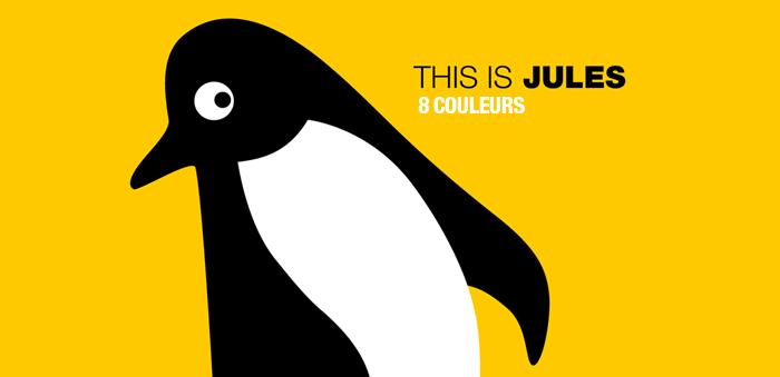 tableau pingouin jules