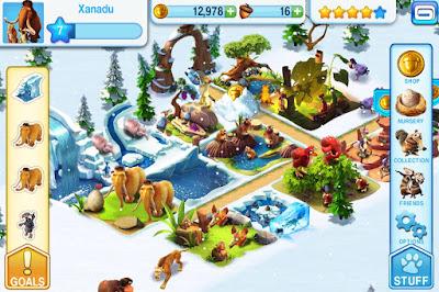Videojuego Ice age Village