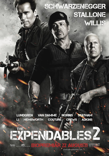 Expendables 2 Movie Download 720p