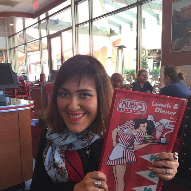 Ruby's Diner Los Angeles
