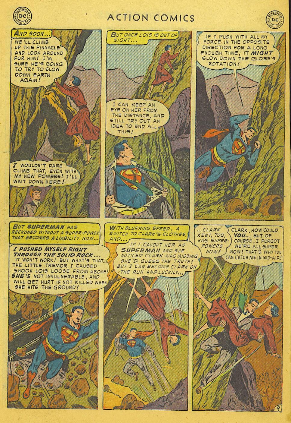 Action Comics (1938) 186 Page 10