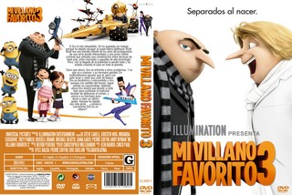 Despicable Me 3 - Mi Villano Favorito 3