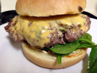 http://www.nebraskabison.com/pages/bison-burger-with-spinach-chipotle-mayo